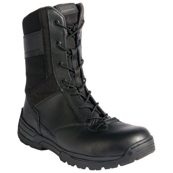 8-inch Side-Zip Duty Boot