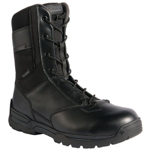 8-inch Waterproof Side-Zip Duty Boot