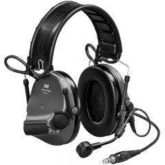 3M Peltor SWAT-TAC VI NIB Communications Headset with Gel Ear Cushions
