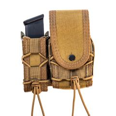 Covered LEO Platform MOLLE Pouch