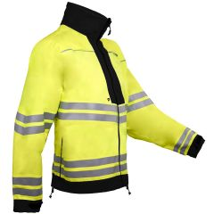 Hi-Vis Reversible Duty Jacket
