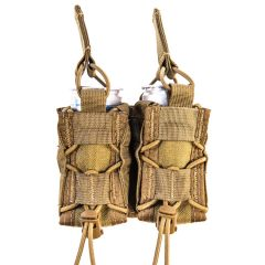 Double 40MM MOLLE TACO Pouch