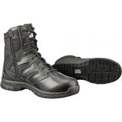Force 8-inch Side-Zip Duty Boots