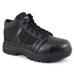 Metro Air 5-inch Side-Zip Safety Toe Boots