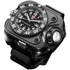 Compact Wristlight With Luminox Watch