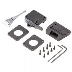 Quick-Detach Aimpoint Micro Mount Kit w/ Riser Blocks