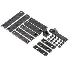 URX III & 3.1 Deluxe Rail Panel Kit