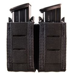 Duty TACO Double Pistol Mag Pouch