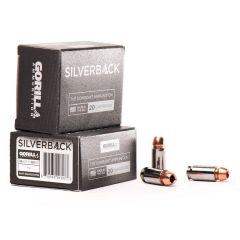 Silverback 45ACP 230gr FBI Spec Cartridges