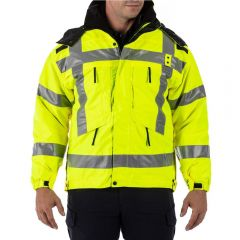 3-In-1 Rev High-Vis Parka
