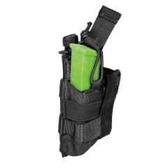 Bungee MP5 Double Mag Pouch with Cover