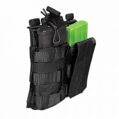 AK Bungee Double Mag Pouch with Cover