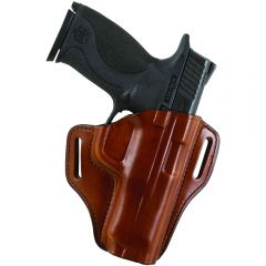 Model 57 Open Top Leather Belt Slide Holster