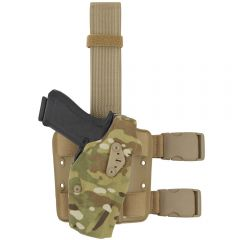 Model 6354DO ALS Optic Tactical Holster for Red Dot Optic