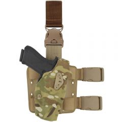 Model 6355DO ALS Optic Tactical Holster for Red Dot Optic