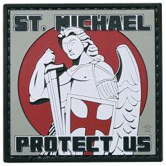 St. Michael PVC Morale Patch