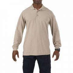 Utility Long Sleeve Polo