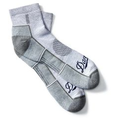 Hike Lightweight Synthetic Quarter Crew Sock