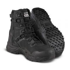 Alpha Fury 8-inch Side-Zip Boots