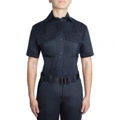 Short Sleeve 100% Cotton Shirt for Women