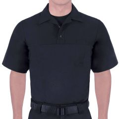Wool Blend Short Sleeve Armorskin Base Shirt