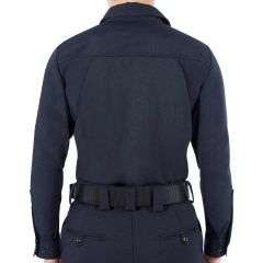 Wool Blend Long Sleeve Armorskin Base Shirt for Women