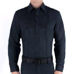 Rayon Blend Long Sleeve Shirt