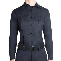 Rayon Blend Long Sleeve Shirt for Women