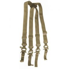 High Speed Low Drag Suspenders