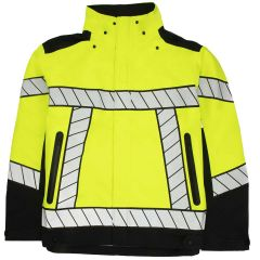 B.Dry Superlight Hi-Vis Jacket