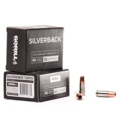 Silverback 9mm 115gr Self Defense Cartridges