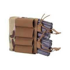 Double Horizontal Mag Pouch