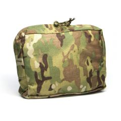 Slick Front 6x8 General Purpose Pouch