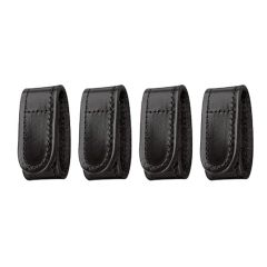 Leather 4-Pack Belt Keepers
