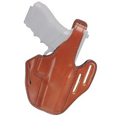 Three-Slot Pancake Concealment Holster