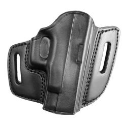 Gold Line Open Top Two Slot Holster