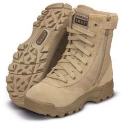 Classic 9-inch Side-Zip Tactical Boots