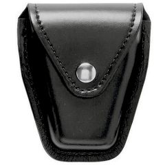Mounted Double Handcuff Pouch