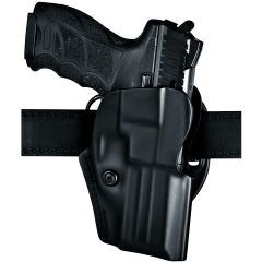 Model 5197 Open Top Belt Holster with Detent