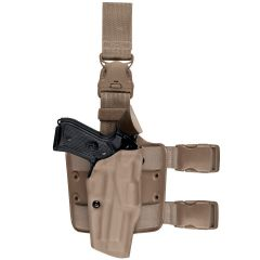 Model 6385 ALS Tactical Holster with Quick Release