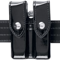 Model 72 Double Pistol Magazine and Cuff Pouch