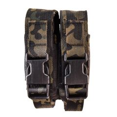 Modular Double Pistol MOLLE Mag Pouch
