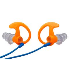 Sonic Defenders Max Triple Flanged Full-Block Earplugs