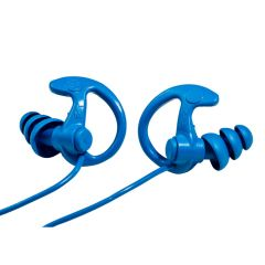 Sonic Defenders Cobalt Max Detectable Full-Block Earplugs