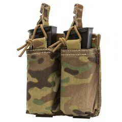 Fort Bragg Style Double Pistol Mag Pouch