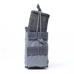 Fort Bragg Style Single M4 Mag Pouch