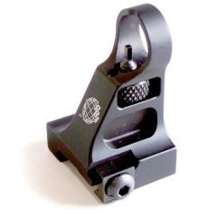 PRi Fixed Rail Mounted Front Sight w/ Thumb Wheel Adj.