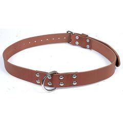 Leather Restraining Belt