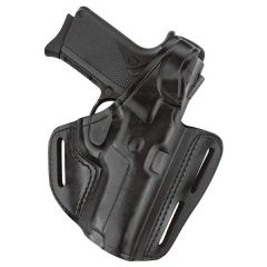 Gold Line Three Slot Pancake Holster