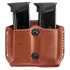 Gold Line Adjustable Tension Double Mag Case with Belt Loops
